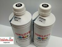 2 liters (80 oz) premium Black Refill ink for all hp Epson canon lexmark brother