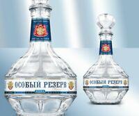 Vodka Osobyj Reserv Rodnikowaja Russischer Wodka Tradition Водка Родниковая 40%