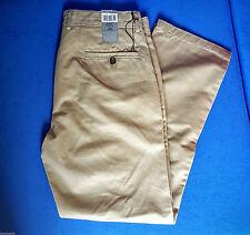 Regular Size Flat Front 30L Trousers for Men