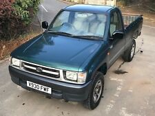 Toyota Hilux 4x4 Pickup 2.4TD Single Cab - MOT Expired 13th June 2018