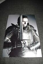 "Sam Claflin signed autographe sur ""snow white and the Huntsman"" photo inperson"