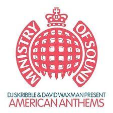 American Anthems [Ministry of Sound] by DJ Skribble/David Waxman (CD, Jun-2003,