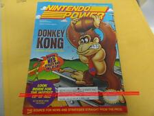 #61 61 Nintendo Power Donkey Kong Beauty & Beast for SNES NES Game System