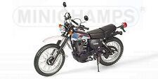 1:12 Minichamps Yamaha XT 500 1976 Black-Silver 122163300 RARE NEW
