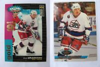1993-94 Stadium Club #56 Zhamnov Alexei  member's only parallel  jets