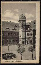 AK-Bevern-Holzminden-Schlosshof-Niedersachsen-Architektur-