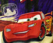 Disney Pixar Lightning McQueen Cars Childs Throw Blanket China 12/2015 Polyester