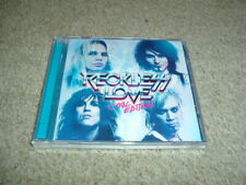 RECKLESS LOVE - S/T - MEGA RARE 'COOL EDITION' - CD ALBUM - NEW & SEALED + BONUS
