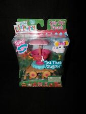 "Mini LALALOOPSY Silly Pet Parade ""Tea Time Wagon"" Playset Brand NEW"