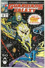 Guardians of the Galaxy #13 VF/NM Jun 1991 1st Cosmic Ghost Rider Jim Valentino