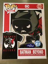 NEW POP! TEES DC #112 BATMAN BEYOND T-SHIRT SIZE XL