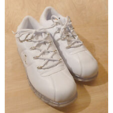 LUGZ Zrocs Ice Shoes White NEW Sz 11 D