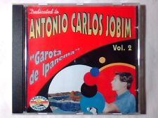 CD Dedicated to Antonio Carlos Jobim vol. 2 cd JOAO GILBERTO STAN GETZ ASTRUD