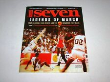 Vegas Seven Magazine March '14 UNLV Rebels March Madness Basketball Issue NEW