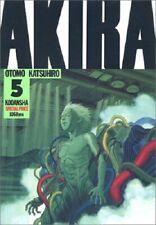 Katsuhiro Otomo manga: Akira 5 Japan 4063131661