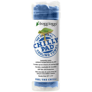 Frogg Toggs Chilly Pad Cooling Towel CP100-2 Open Box