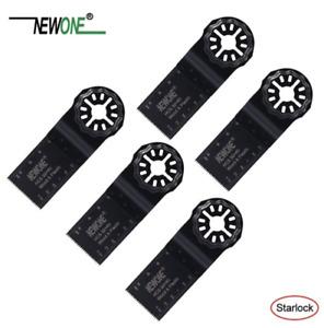 Starlock Multi Tool Blade Set Bosch Fein Milwaukee Ryobi Makita 32mm 5-pack