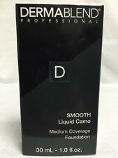 Dermablend Professional Smooth Liquid Camo Foundation Copper 1 Oz - SPF 25