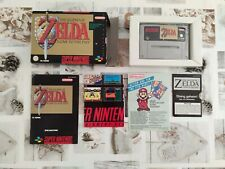 The Legend of Zelda. A Link to the Past. PAL NOE