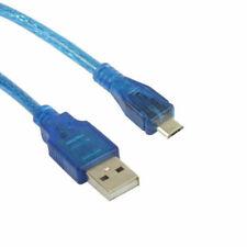 Datenkabel für SAMSUNG Galaxy S6 S5 S4 S3 S2 Mini Ladekabel Micro USB blau Z33