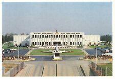 Indianapolis Motor Speedway Hall of Fame 500 Racing Indiana Postcard Ephemera