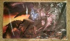 Servant of the Demoness playmat artwork by Jim Pavelec MTG Artists of Magic NEW