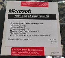 Microsoft Office 97 Small Business edition NEU OVP