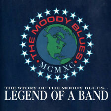 The Moody Blues The Story of the Moody Blues Legends of a Band Collectible VG