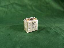 Raro RFT/RFZ German Transformador de entrada de preamplificador de micrófono relación de transmisión 1:6 Vintage