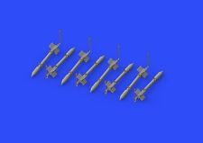 Eduard Brassin 672145 1/72 FFAR rockets (8 pcs.)