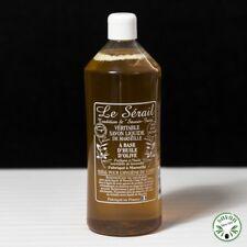 Savon liquide de Marseille sans huile de palme - Le Sérail 1L