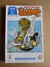 Dottor SLUMP n°9 Mitico n°38  Akira Toriyama Star Comics [G370N]