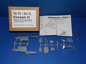 Maintrack Models 1/72 TA-7C/EA-7L Corsair II Twin Seat Conversion (for Fujimi)