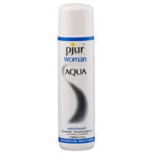 Pjur Woman Aqua 100ml lubricante -Envio Domicilio