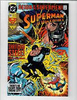Superman In Action Comics #691 Sept 1993 DC Comic.#130448D*3