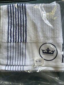 Peter Millar Crown Seal Golf Tour Caddie Towel Brand New in Bag Never Used