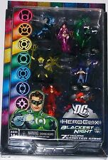 BLACKEST NIGHT 7 FIGURE STARTER DC Heroclix