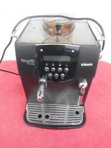 Saeco Incanto S-Class de Luxe Kaffeevollautomat, Kaffeemaschine