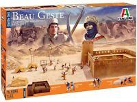 Italeri 1:72 6183: Combat Jeu Beau Geste : Algerian Tuareg Révolte Universel
