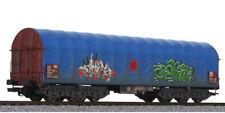 HS Liliput L235779  Transportwagen  Blechcoils  6-achsig  DB AG  Ep V  gealtert