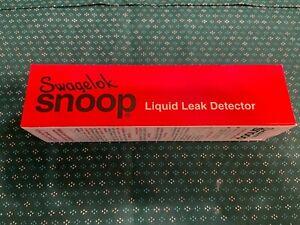 Lot of 2: Swagelok MS-SNOOP-8OZ Snoop® Liquid Leak Detector