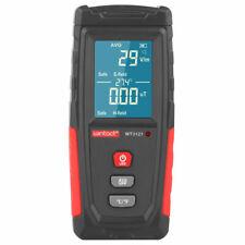 Industrial Digital Lcd Emf Tester Geiger Counter Electric Magnetic Meter