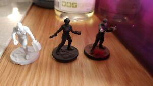 Star Trek Adventures Federation Crew - Part painted 32mm miniatures