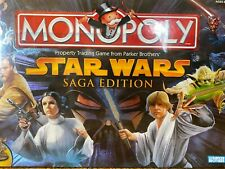 New Sealed Star Wars Sage Edition Monopoly Game Priority Shipping!