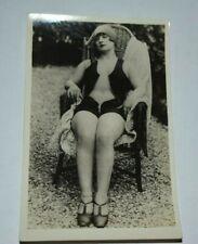 Mata-hari vintage french nude exotic belly dancer erotic