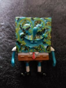 Sponge Bob Squarepants  Figure. 2011 Viacom Nickelodeon