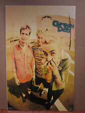 Vintage Green Day 1994 poster rock band artist 3537