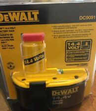 NEW  DeWalt DC9091 XRP 14.4V Battery