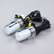 2x Car HID Xenon Headlight Lamp Light For H11 43K 4300K 55W Bulbs Replacement