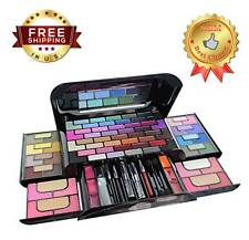 Makeup Kit Eyeshadow Powder Palette Blushes 90 Colors case Set All In One Gift